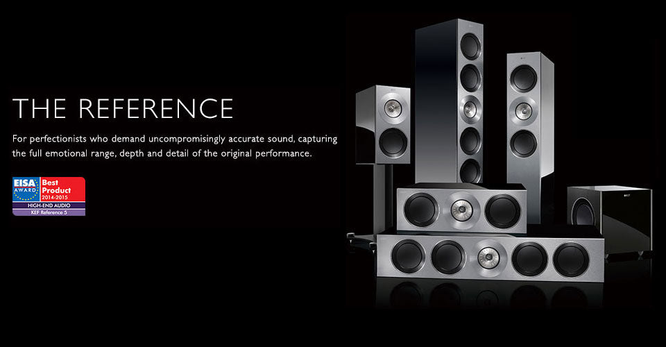 KEF Reference Series SAVI Systems Perth