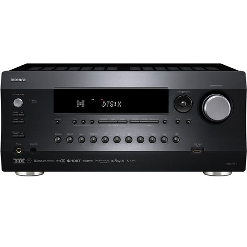 Integra DRC-R1 11.2 Channel Dolby Atmos & DTS:X Network Pre-Amp Processor