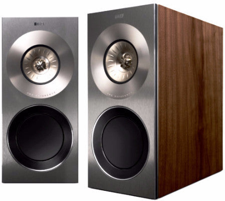 KEF Reference 1 Audiophile Hi-Fi / Ultimate Home Cinema Bookshelf Speakers (Walnut) | SAVI Systems Perth, kef perth, kef speakers, kef home theatre, home theatre perth, home cinema perth, speakers