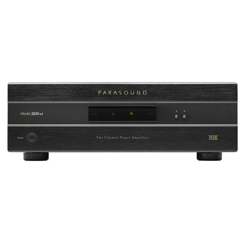 parasound, newclassic, new classic 2250, 2 channel, power amplifier, amplifier, home theatre perth, home cinema perth