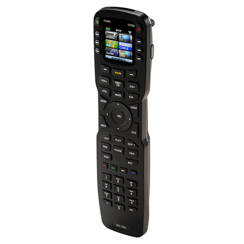 URC Complete Control Programmable IR/RF Handheld Remote (MX-780i)