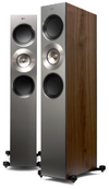 KEF Reference 3 Audiophile Hi-Fi / Ultimate Cinema Slim Floorstanding Tower Speakers (Walnut) | SAVI Systems Perth, kef perth, kef speakers, kef home theatre, home theatre perth, home cinema perth, speakers, kef reference, reference