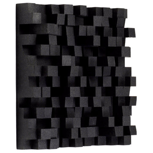 Vicoustic Multifuser DC2 Panel (Black) | SAVI Systems Perth