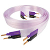 nordost, nordost cables, cables, frey 2, speaker cable, nordost speaker cables, banana plugs, spades