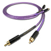 nordost, nordost cables, cables, purple flare, purple flare interconnect, interconnect cable