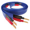 nordost, nordost cables, cables, blue heaven, speaker cable, nordost speaker cables, banana plugs, spades