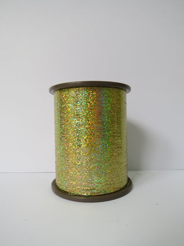 Unsupported Lurex - Hologram Gold