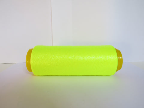 Fluorescent Yarn - Yellow