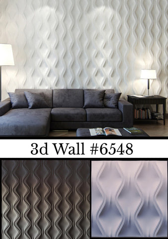 3D Wall Tile WT-6548