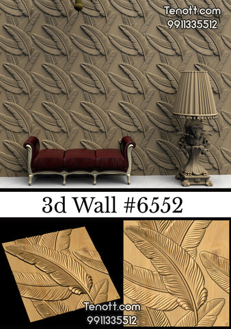 3D Wall Tile WT-6552