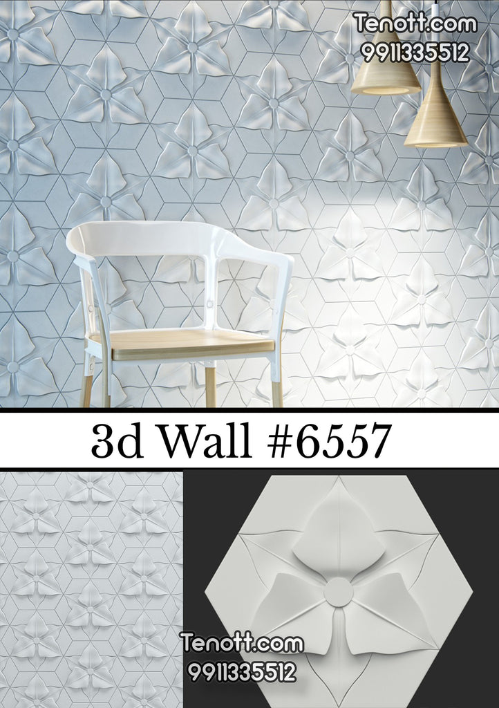 3D Wall Tile WT-6557