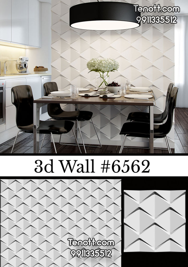 3D Wall Tile WT-6562