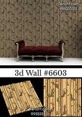 3D Wall Tile WT-6603