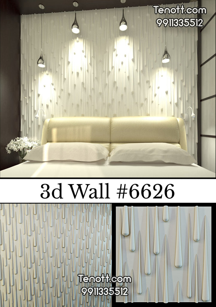 3D Wall Tile WT-6626