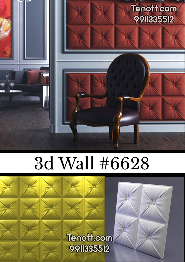 3D Wall Tile WT-6628