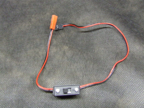 RC Laser Switch