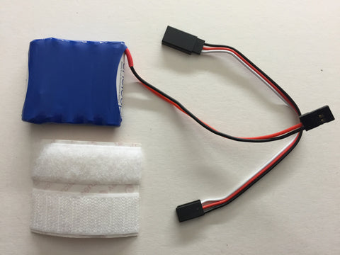 DF65 Battery Upgrade Kit
