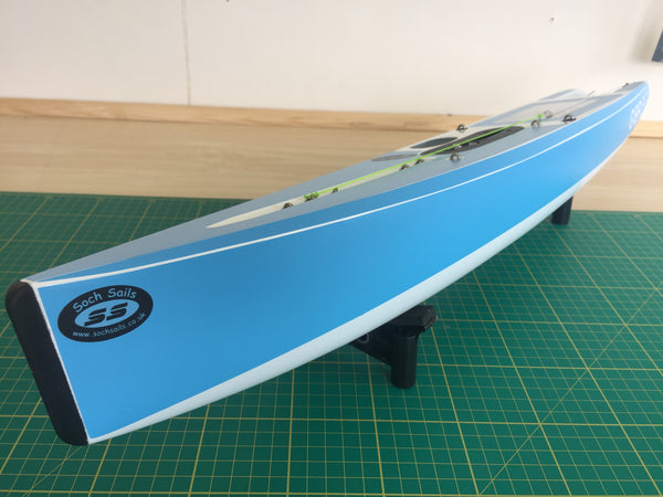 Version 6 Df65 Hull Amp Deck Sticker Set With Sail Number On