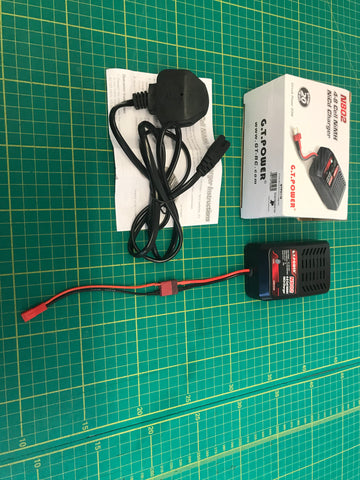 RC Laser Battery Charger