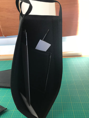 DF65 Keel & Rudder Bag