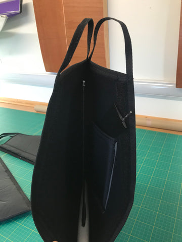 DF95 Keel & Rudder Bag