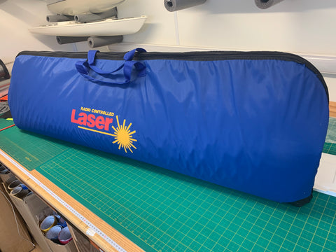 RC Laser Blue Carry Bag