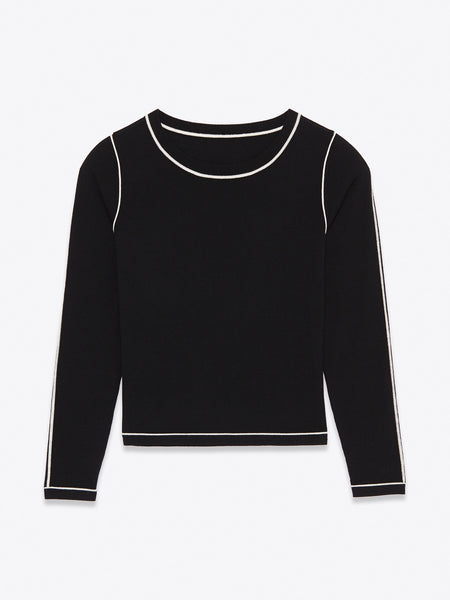 01-ply Dylan Sweater