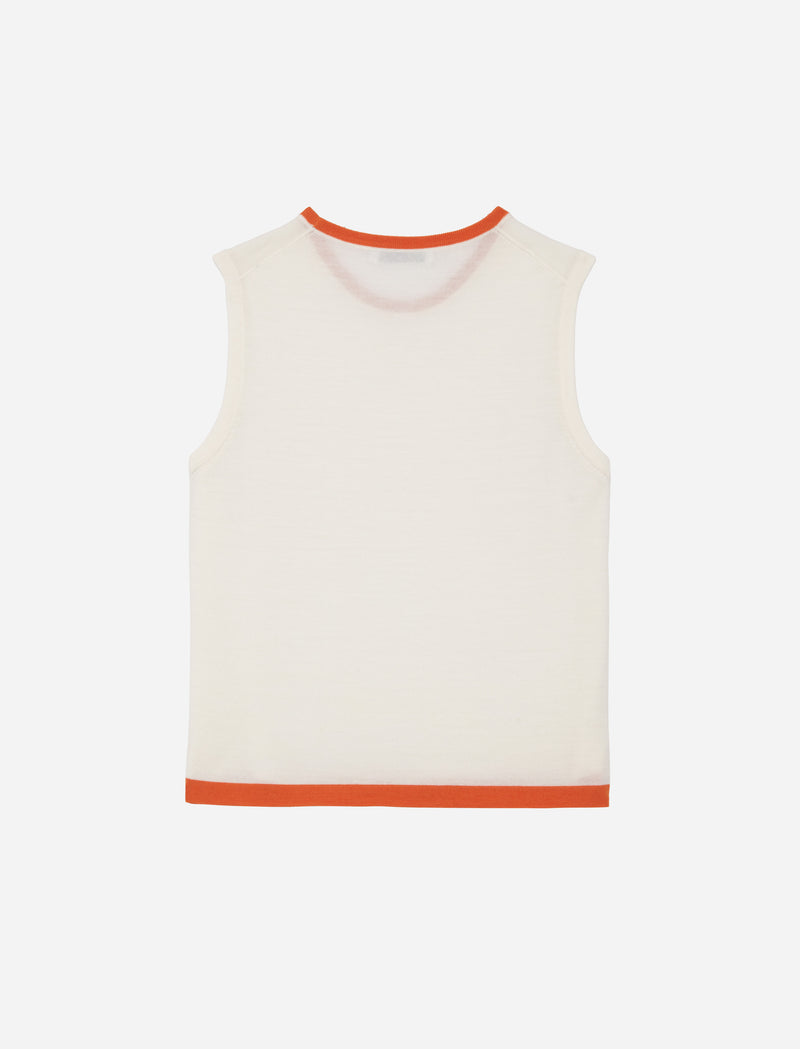 EMIL TOP IN ORANGE-YOU-GLAD