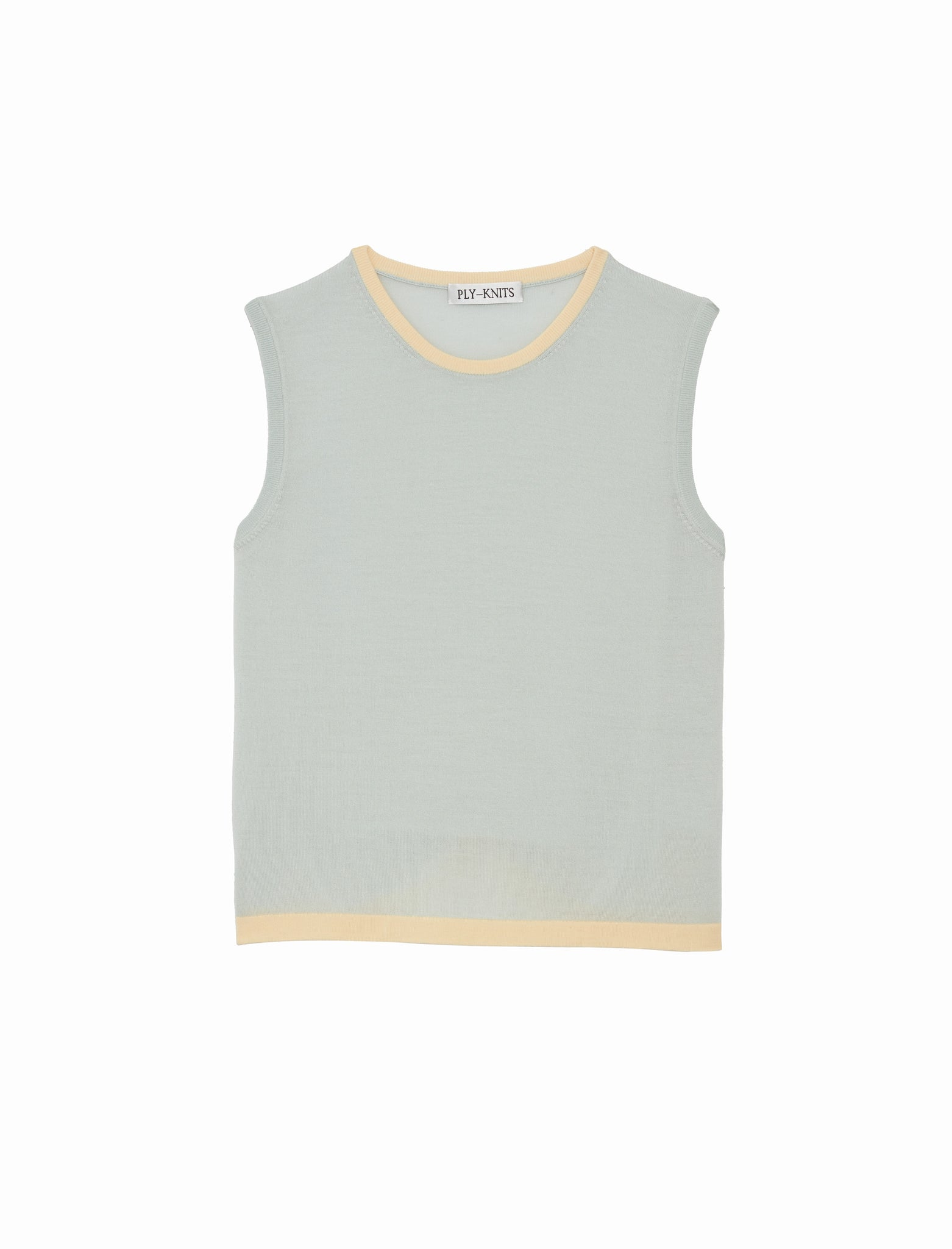 EMIL TOP IN NEPTUNE MINT