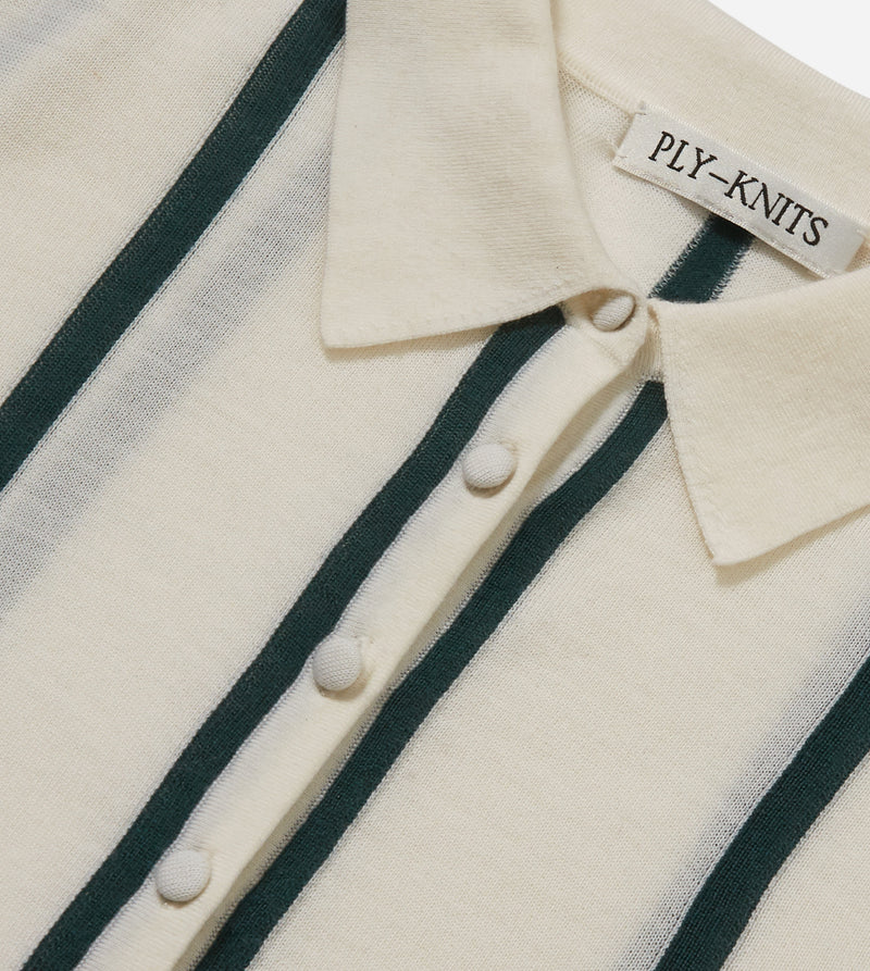 ELIOT SHIRT IN VERDANT GREEN
