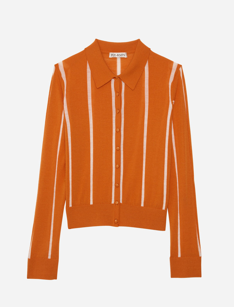 ELIOT SHIRT IN ORANGE-YOU-GLAD