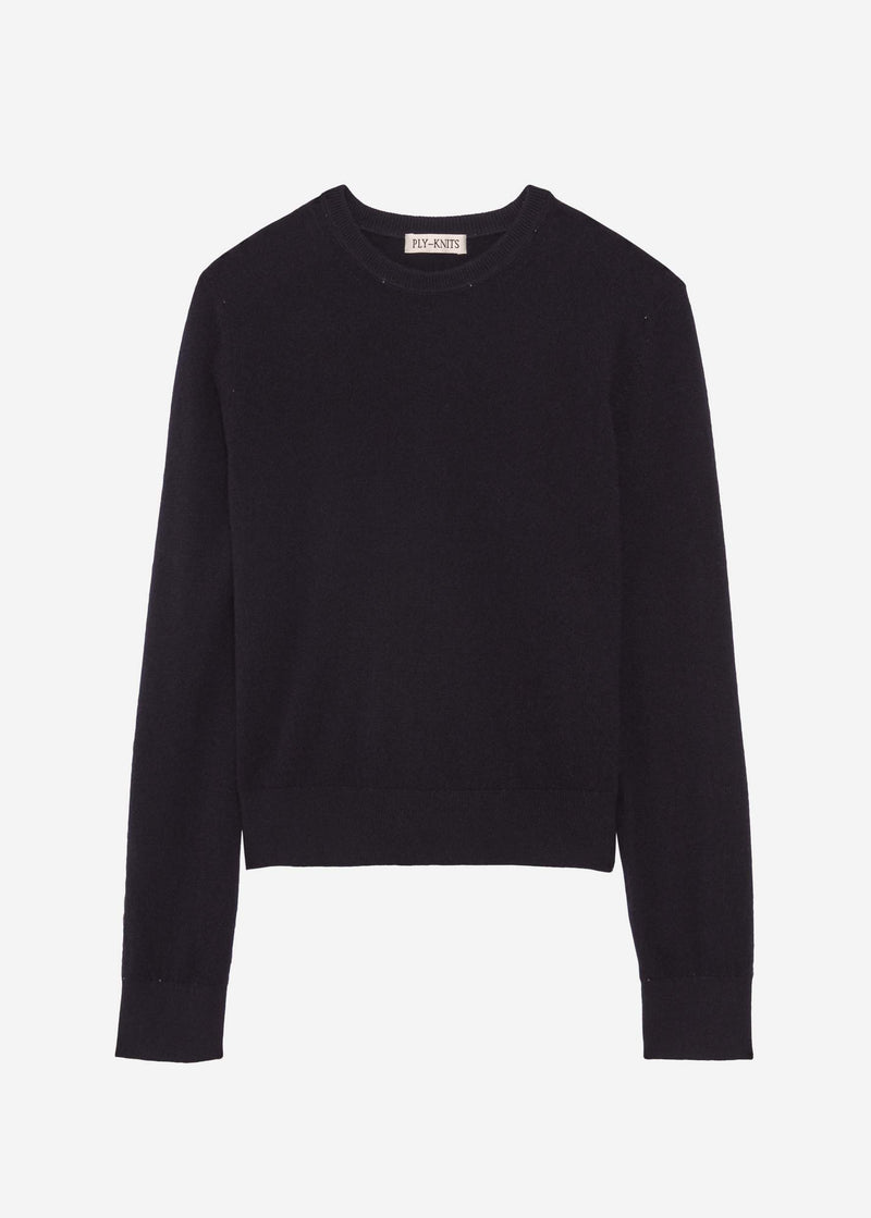 The 'Delilo' Mockneck in Navy