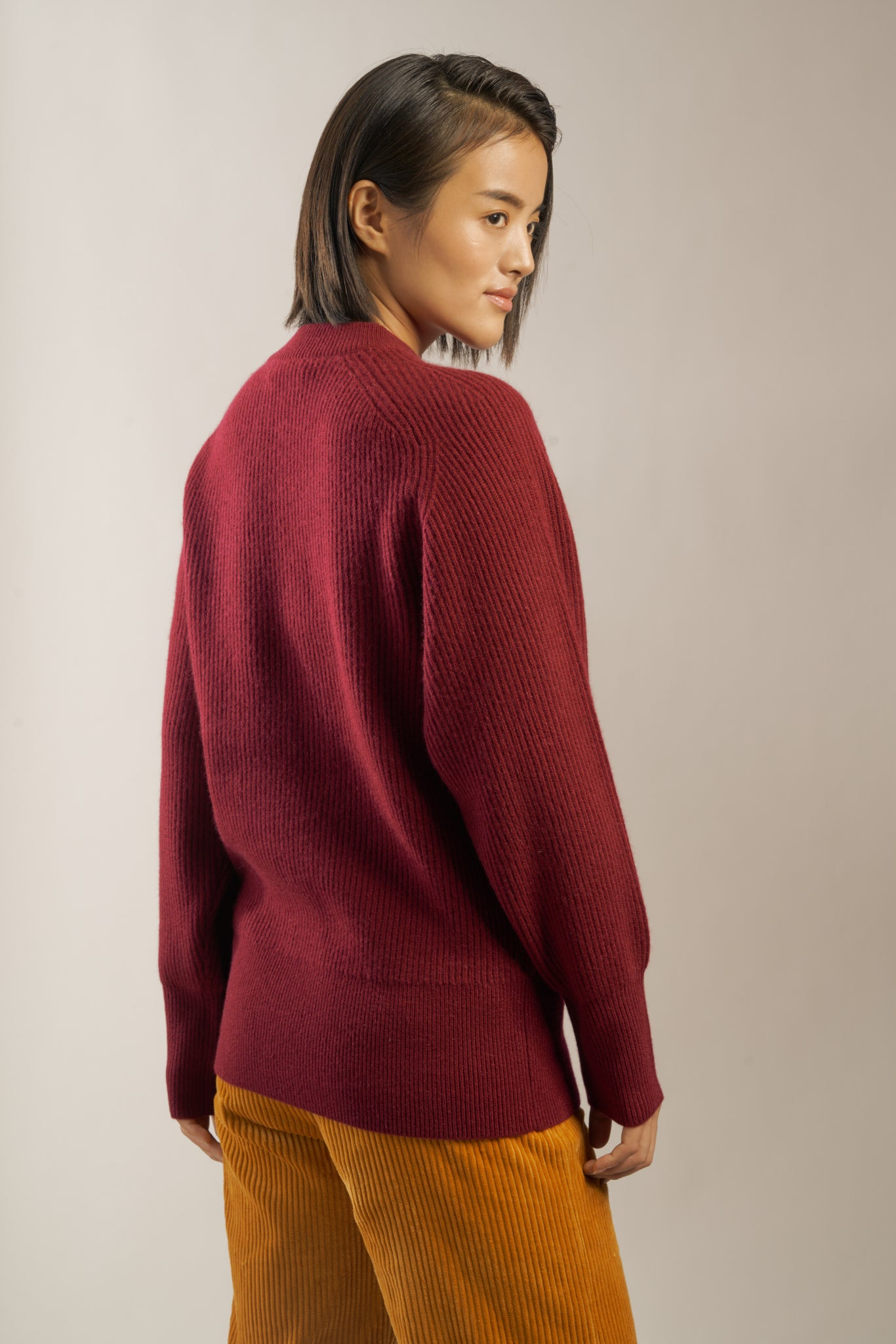 The 'Delft' Mockneck in Bourgogne