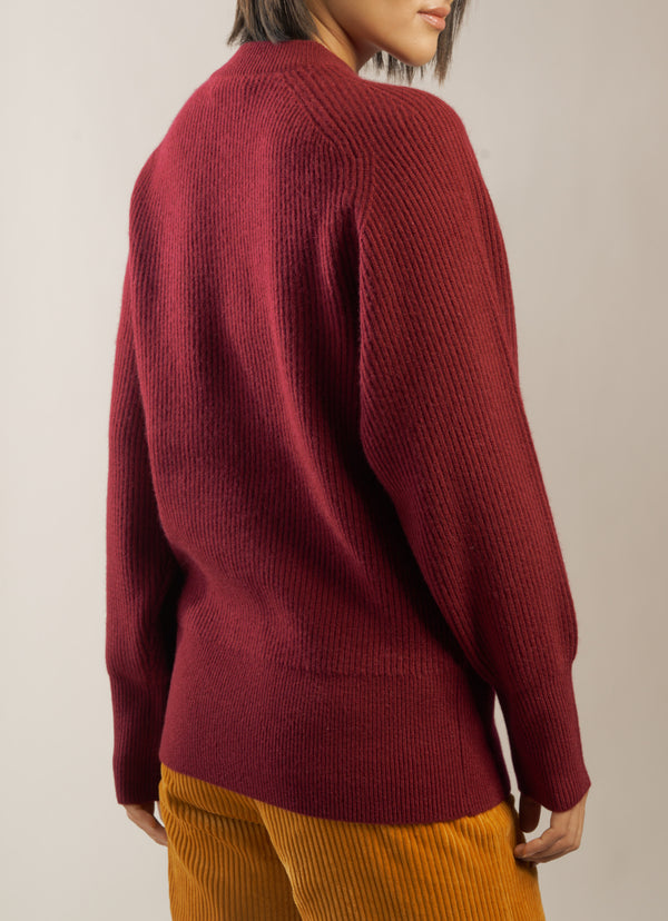 The 'Delft' Mockneck