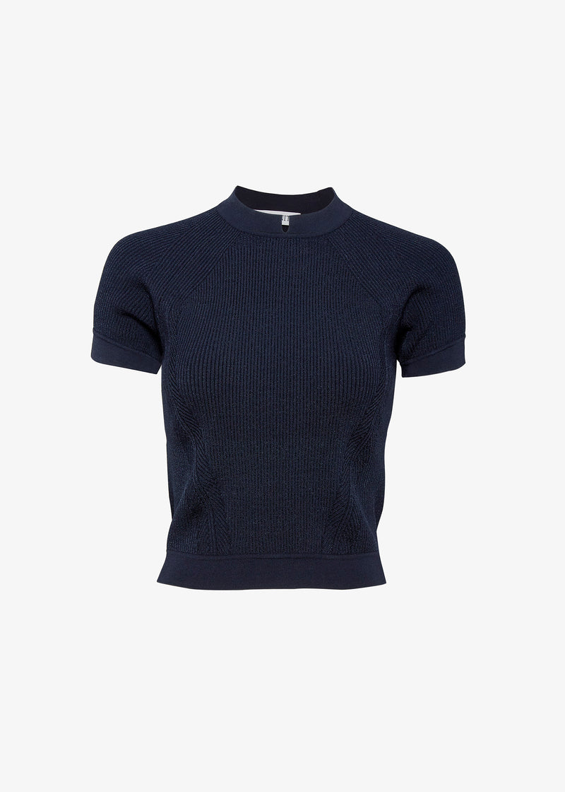 Chang Tee in Navy