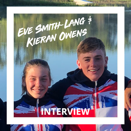 Eve & Kieran World Wakeboard Champs Interview