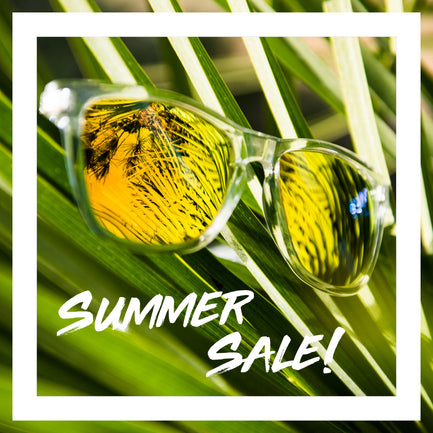 Our Summer Sale is Here!