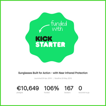 The Edge Kickstarter campaign funded