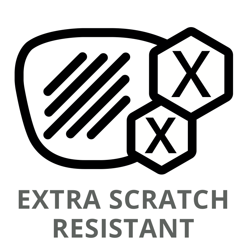 Extra Scratch Resistant