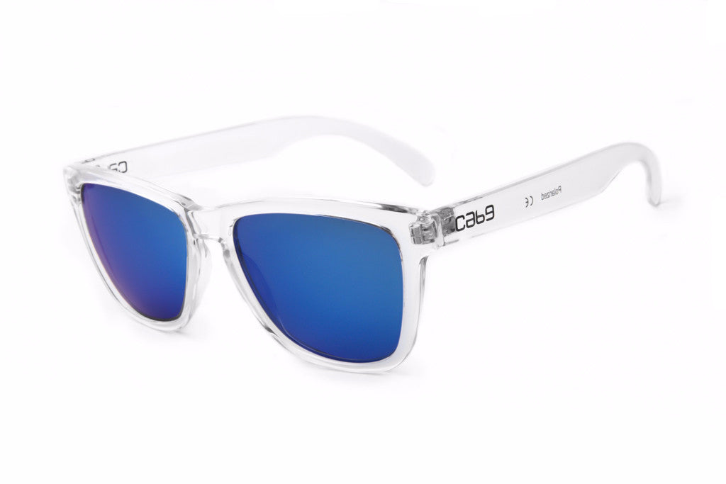 Ice - Blue Revo - Cab9 Eyewear - 1