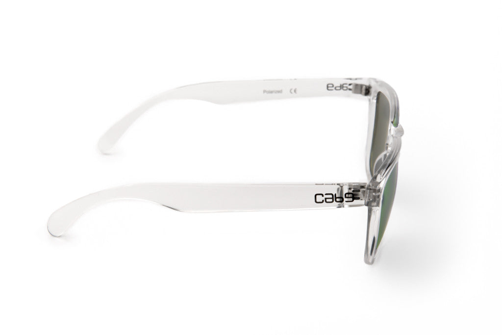 Ice - Gold Revo - Cab9 Eyewear - 3