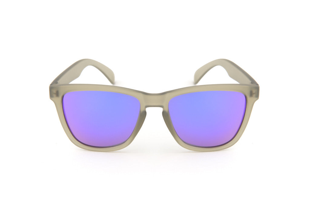 Smoke - Purple Revo - Cab9 Eyewear - 2