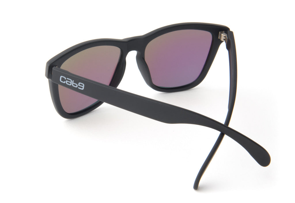 Stealth - Green Revo - Cab9 Eyewear - 4