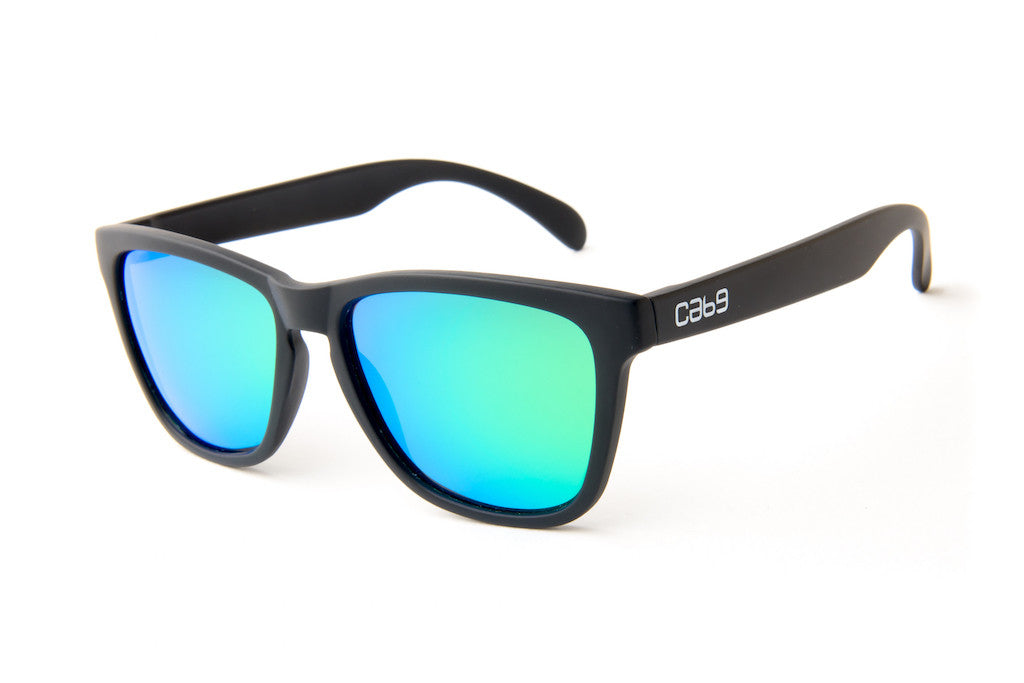 Stealth - Green Revo - Cab9 Eyewear - 1