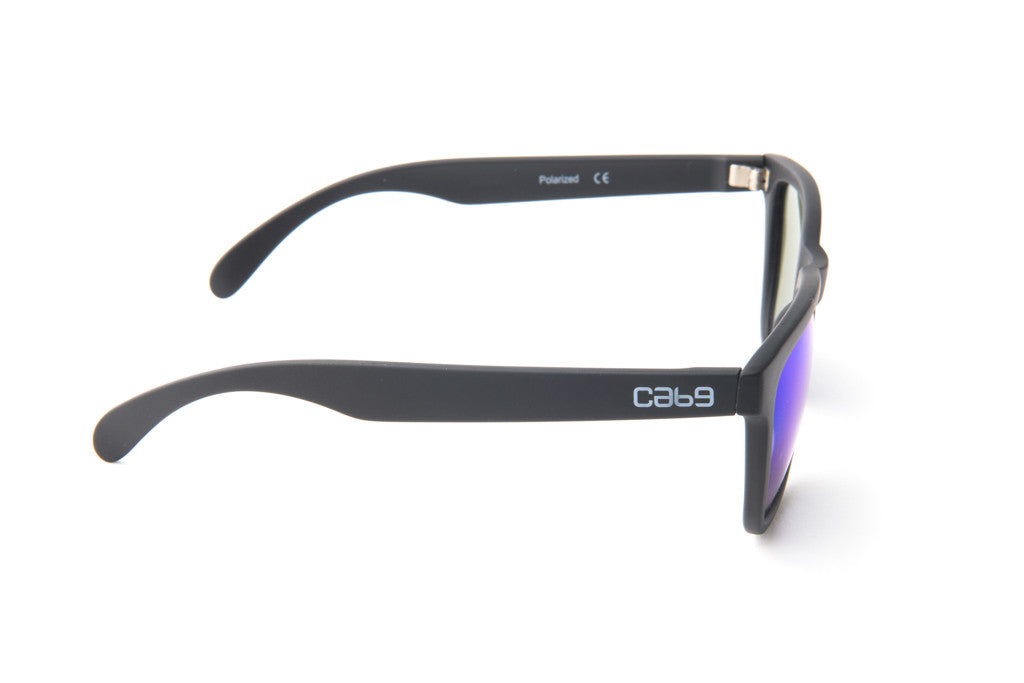 Stealth - Green Revo - Cab9 Eyewear - 3