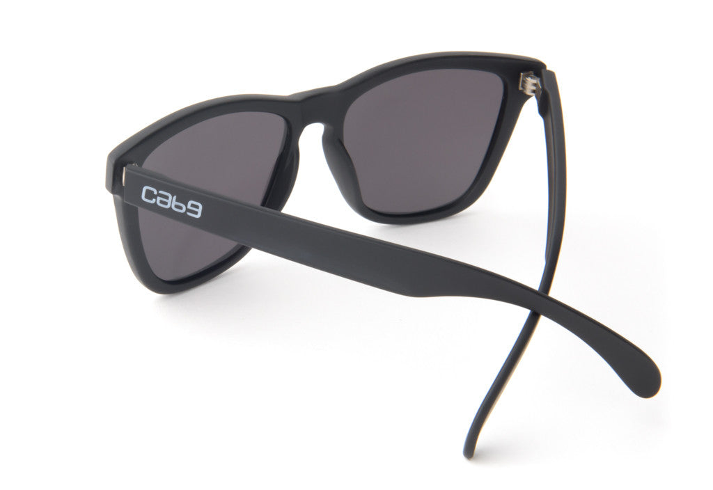 Stealth - Grey - Cab9 Eyewear - 4