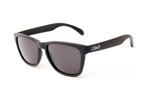 Stealth - Grey - Cab9 Eyewear - 1