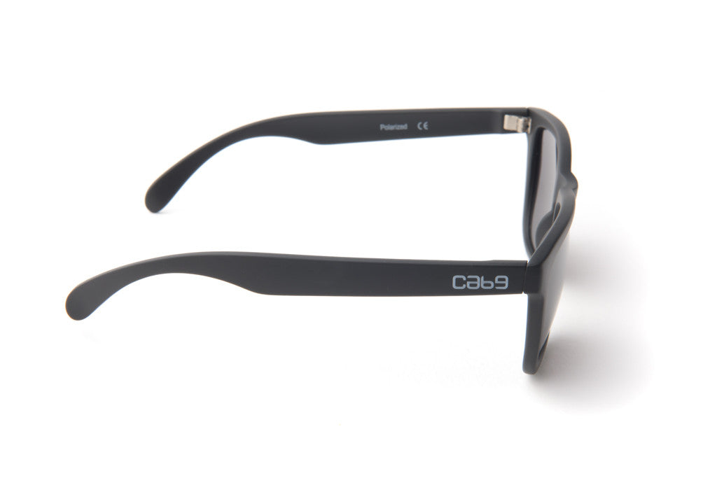 Stealth - Grey - Cab9 Eyewear - 3