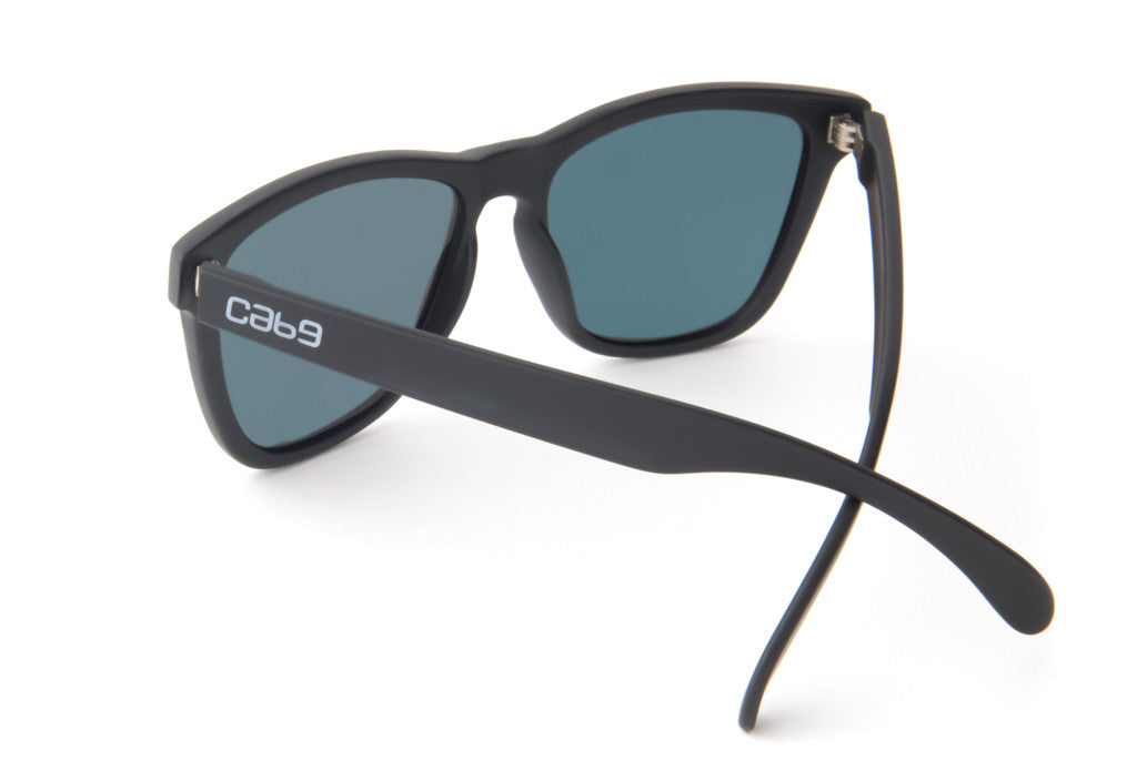 Stealth - Red Revo - Cab9 Eyewear - 4