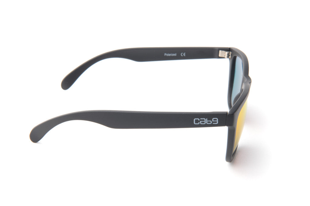 Stealth - Red Revo - Cab9 Eyewear - 3